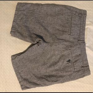 Banana Republic tweed bermuda shorts